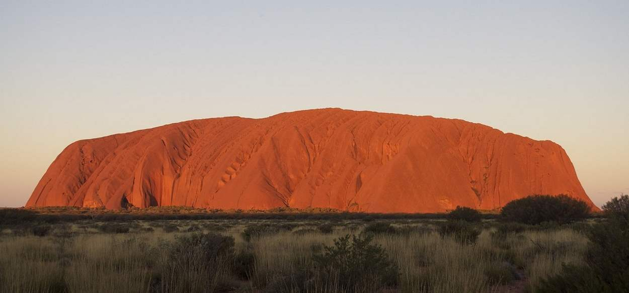 Ayers Rock, Uluru, Northern Territory in Australia