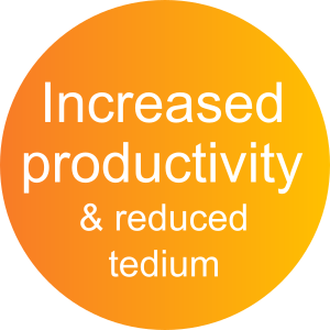 Increased productivity and reduced tedium with ActiveDocs Document Automation Software