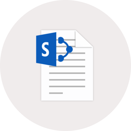 SharePoint and Document Icon