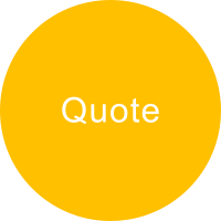 Yellow circle with the term QUOTE